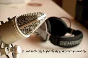 8 handigste podcastprogramma's | digitalants.nl