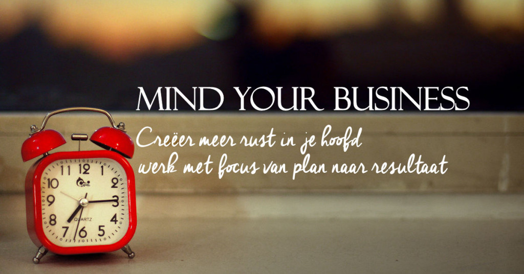 Mind your business | digitalants.nl
